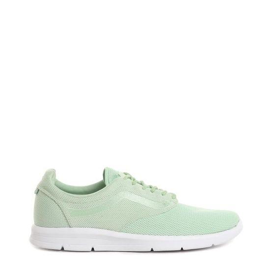 VANS Chaussures Iso 1.5  Vert Pastel Femme  Vert Pastel - Achat / Vente chaussures multisport