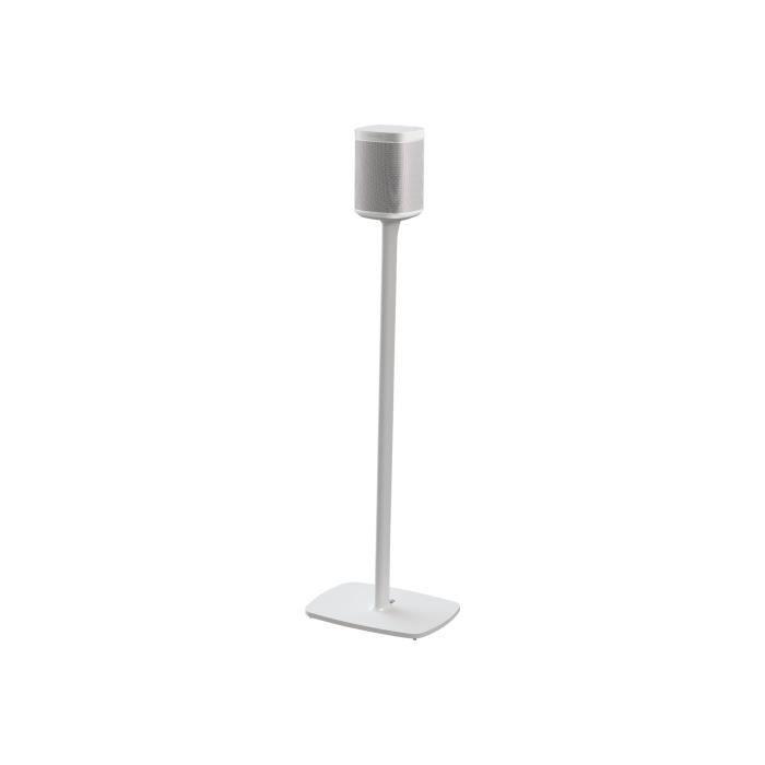 FLEXSON Pied pour haut-parleur(s) - Blanc - au sol pour Sonos One