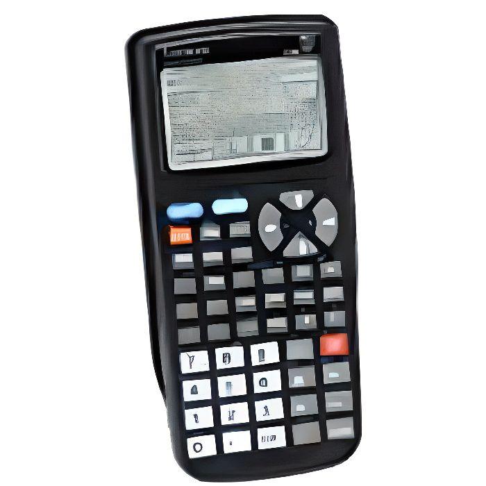 LEXIBOOK - Calculatrice Graphique - 262 Fonctions - Baccalaureat