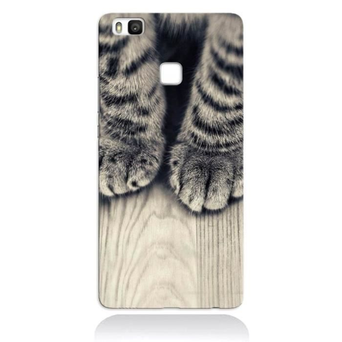 coque chat huawei p10