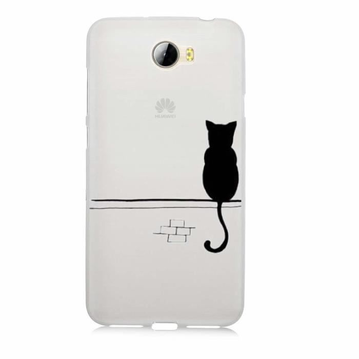 coque huawei y6 chat