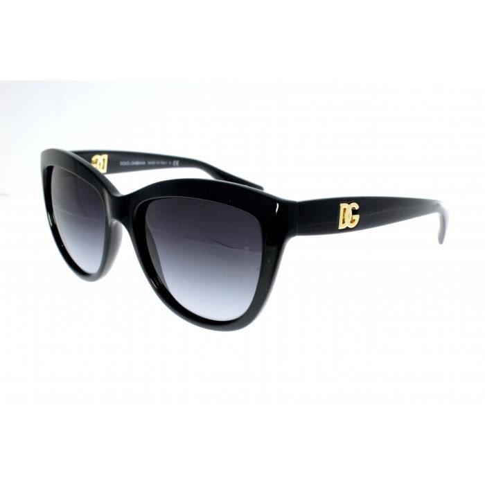 99f5d91ee3d5f6 D G 6087 501-8G - Achat   Vente lunettes de soleil - Soldes  dès le ...