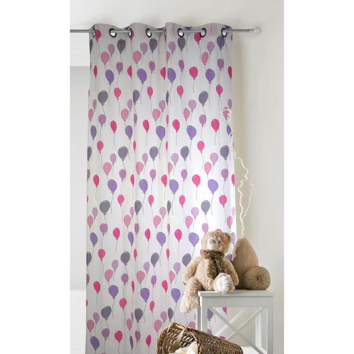 rideaux chambre enfant achat vente rideaux chambre enfant pas cher soldes d s le 10. Black Bedroom Furniture Sets. Home Design Ideas