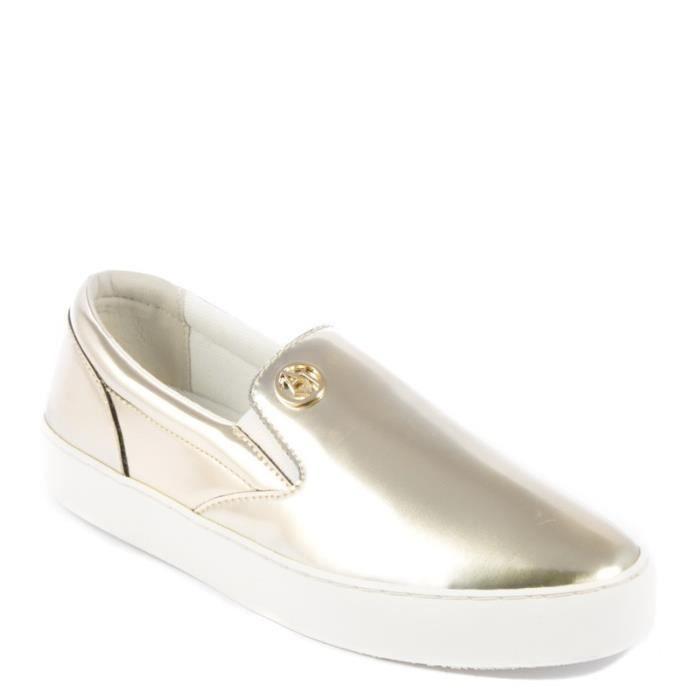 Chaussures Baskets Armani Jeans Femme Feuilleté Nouvelle Collection ... bea7fb530eb