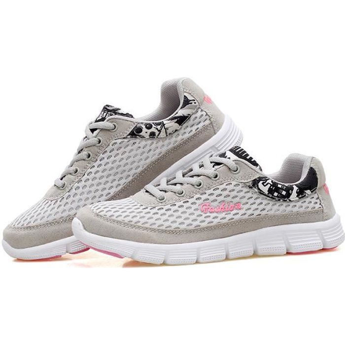Femmes Respirante Feminine Chaussures Chaussure Sport Basket kn0O8wP