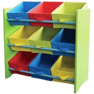 bac de rangement enfant achat vente pas cher. Black Bedroom Furniture Sets. Home Design Ideas