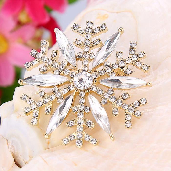 Ever Faith Femme Cristal Autrichien Mariage Rose en Fleurs Broche