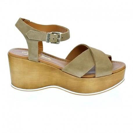 Chaussures Alpe FemmeSandales modèle 33595408