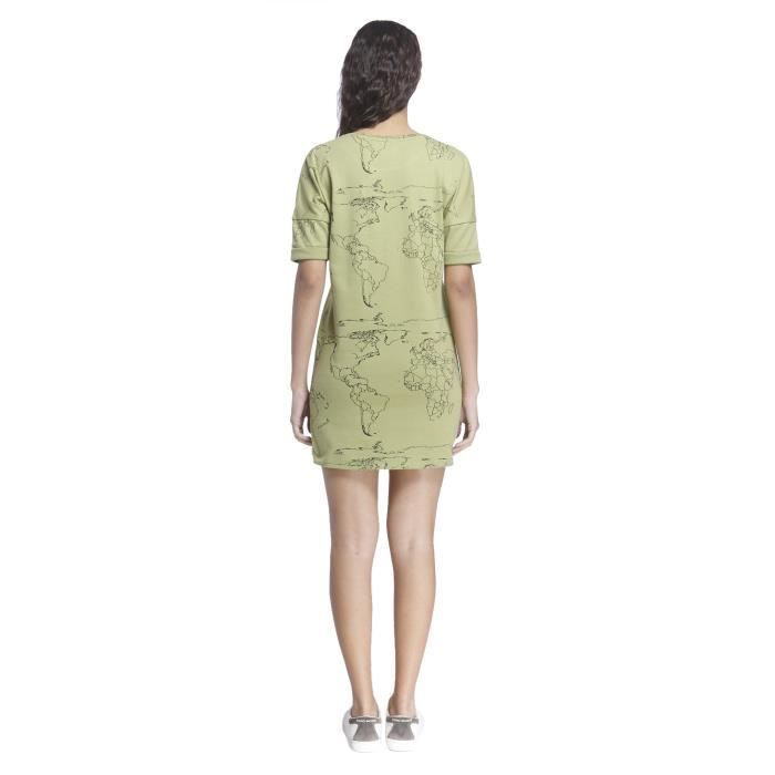 Vero Moda Cotton Shift Femmes Robe SDXFZ Taille-36