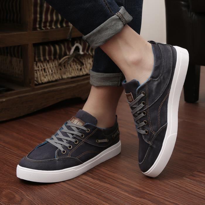 Chaussures Homme Baskets Elite Vert ul4OK3CP