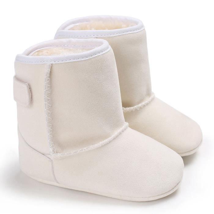 Bottes de neige femmes personnalité Beau mi-bottes femme Neige et temps froid Extravagant Chaussures fourréesdssx432bleu42 G5ka5fb