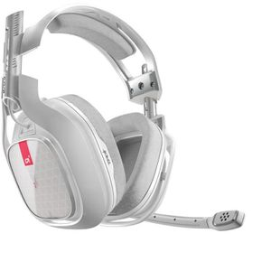 CASQUE MICRO JEUX VIDÉO Casque gaming A40 - Xbox One, PS4, PC - Blanc