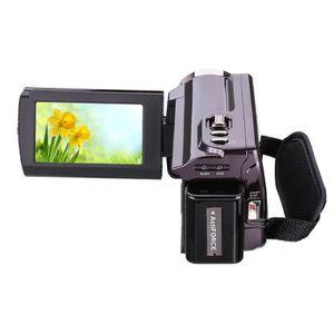 CAMÉSCOPE NUMÉRIQUE Caméscope 1080P FHD vision nocturne WIFI caméra vi