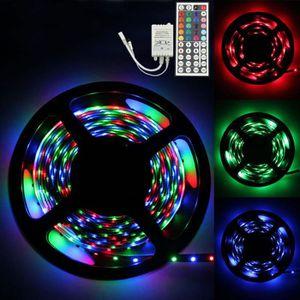 BANDE - RUBAN LED ouniondo® 3M RVB 3528 180 LED SMD flexible bande d