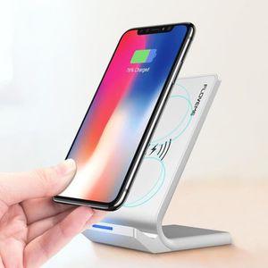 CHARGEUR TÉLÉPHONE 5V-1A 9V-1.1A  Chargeur à Induction pour iPhone X
