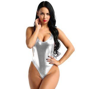 ENSEMBLE DE LINGERIE Femme Combinaison Lingerie Sexy Justaucorps Brilla 09fda456254