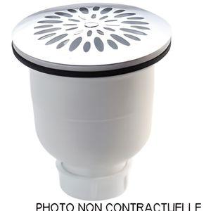 Bonde de douche verticale en 90 achat vente bonde de for Bonde de douche verticale 90