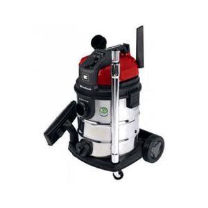 ASPIRATEUR INDUSTRIEL aspirateur eau et poussière cuve inox 25L  2600W T