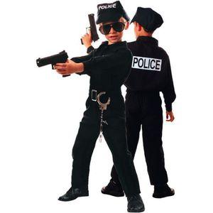 DÉGUISEMENT - PANOPLIE Party Pro 8711771012, Déguisement Policier 10-12