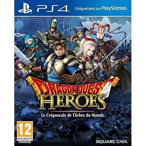 JEU PS4 Dragon Quest Heroes Edition Day One Jeu PS4