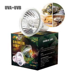 ÉCLAIRAGE Lampe Chauffante 75W 97% UVA & 3% UVB Ampoule Pour