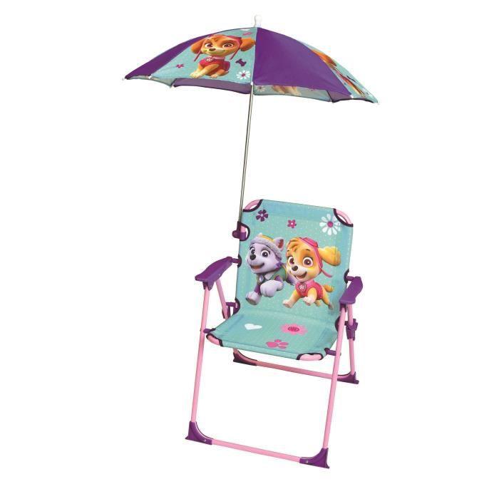 PAT PATROUILLE - Chaise Parasol - Fille