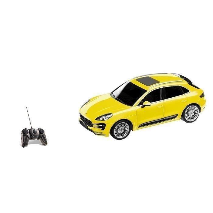 MONDO Voiture Radiocommandée Porsche Macan Turbo 1:14 - Garçon - A partir de 3 ans - Livré à l'unitéVEHICULE MINIATURE ASSEMBLE - ENGIN TERRESTRE MINIATURE ASSEMBLE