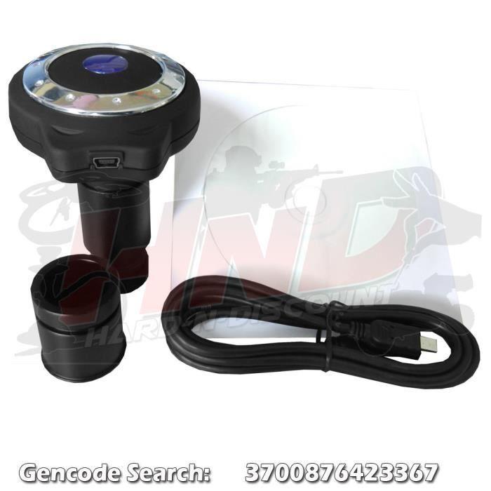 MICROSCOPE OPTIQUE Accessoire Optique - Oculaire Numérique SXGA PC US