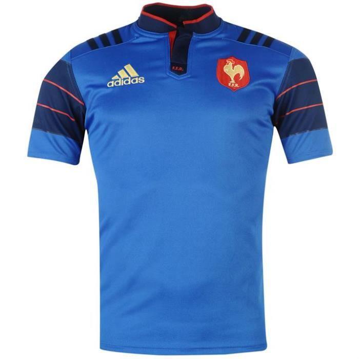 182282520 Maillot Rugby Officiel Equipe de France 2015-2016 - Prix pas cher ...