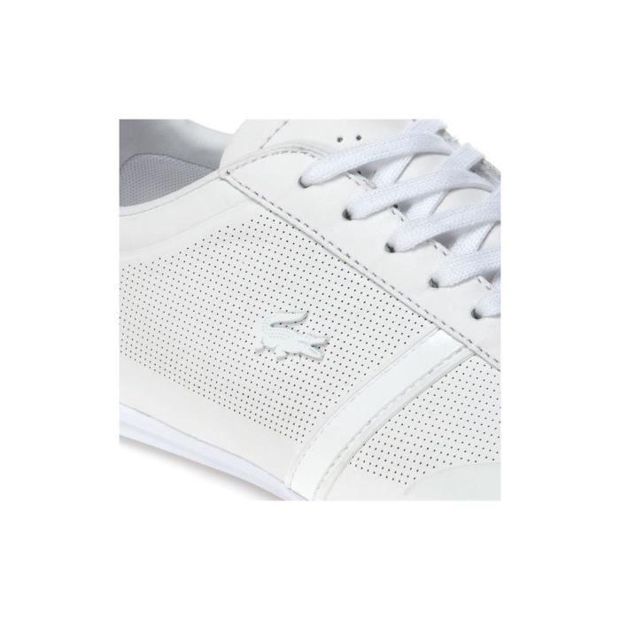 Mokara Lacoste Chaussures Blanc Wnv0m8n Couleur sQtohxdCrB
