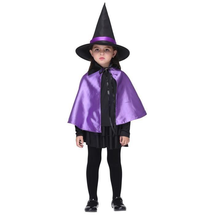 DÉGUISEMENT , PANOPLIE Smile Halloween Costumes Enfant Fille Coton Satin