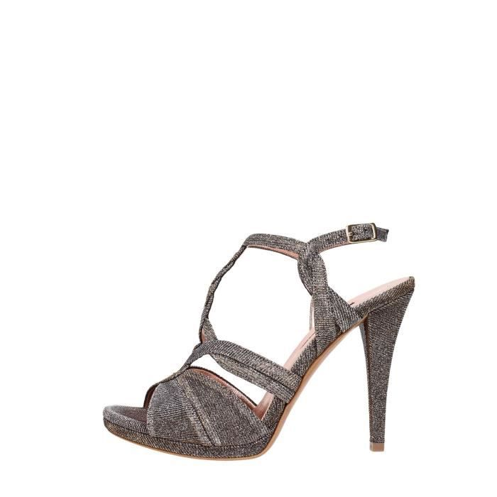 Albano Sandal Femme Gold, 40