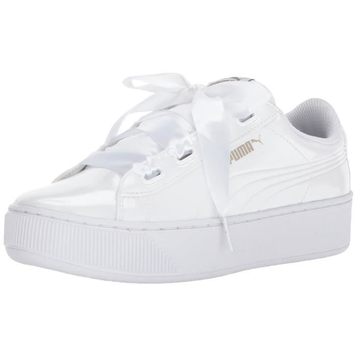 Puma Vikky Plate-forme P ruban Sneaker KQ5WR Taille-41