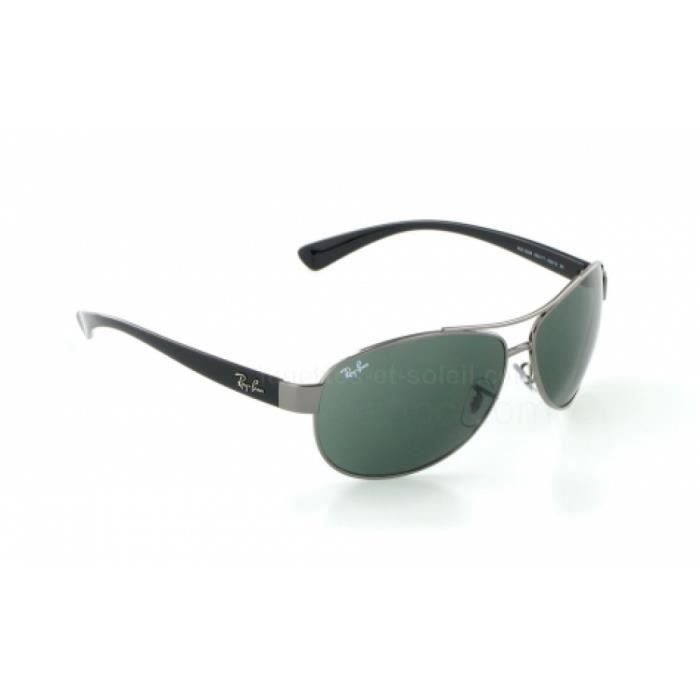 Ray Ban 3386 Argent Taille : 67