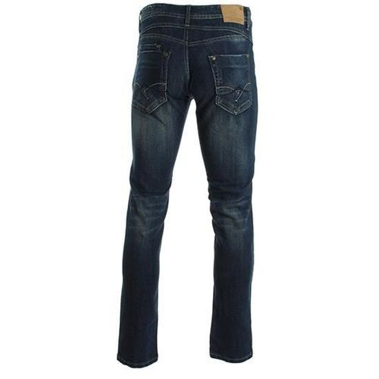 Slim Vente marine Jean jeans RG512 Denim Cut Achat Bleu Bleu fBw1qO5w