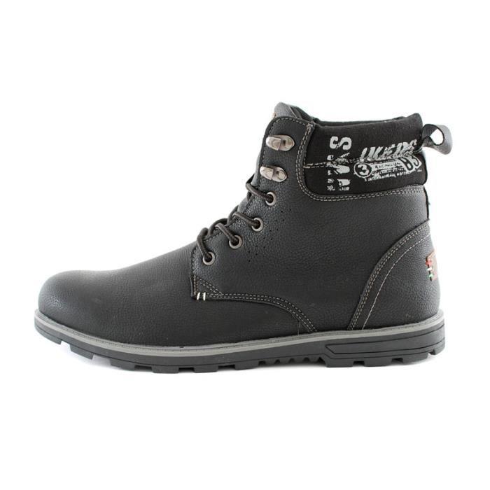 Chaussure Montefiori MF179N Noir