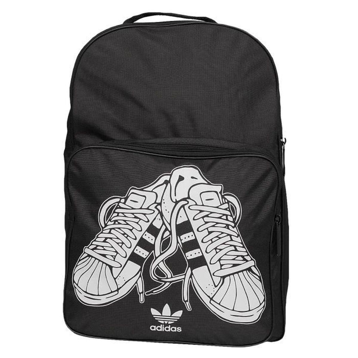4d35b0497a Adidas Homme Accessoires / Sac à Dos Classic Sport noir One Size ...