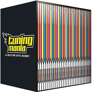 DVD DOCUMENTAIRE TUNING MANIA : La collection 100% passion