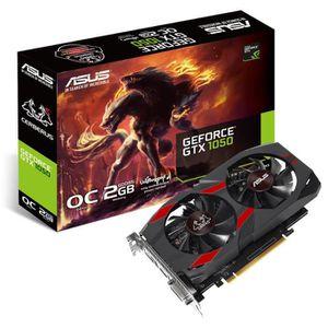 CARTE GRAPHIQUE INTERNE Carte graphique ASUS GeForce GTX 1050 Cerberus O2G