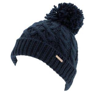 CASQUETTE Bonnet à pompon Liane navy hat l - Cairn Lady Bleu 8dccb4e398d