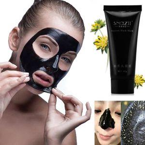 MASQUE VISAGE - PATCH Crème Masque Nettoyage Profond Anti Acné Point Noi