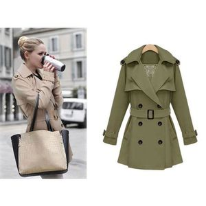 Imperméable - Trench Trench femme Vert