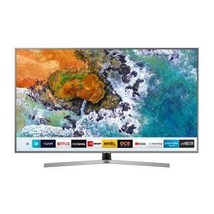 Téléviseur LED SAMSUNG TELEVISEUR 1800PQI Connecté TV LED 50 POUC