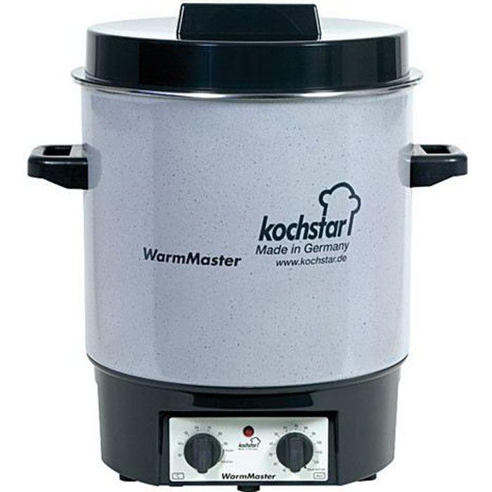 KOCHSTAR Stérilisateur électrique 1800 W - 35 cm