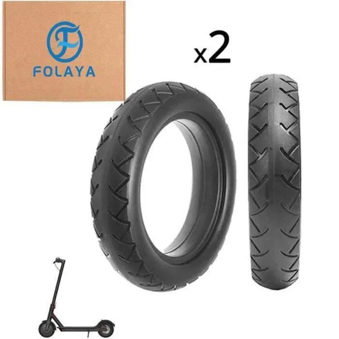 PNEUS AUTO 20 pneus plein Haute qualité anti crevaison pour T