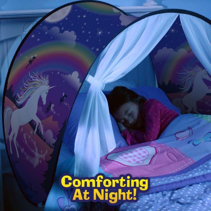 hot kids pop up tente de lit tente dr783 - Tente De Lit