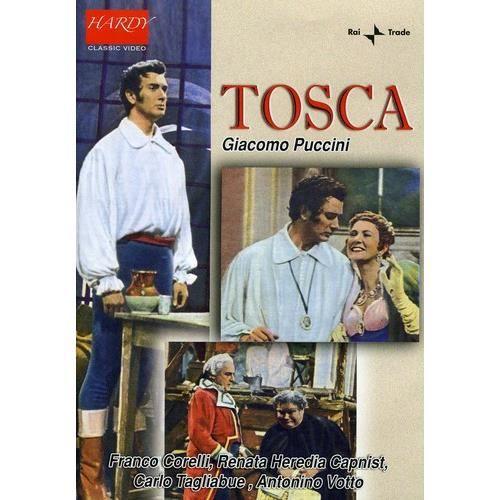 Puccini G  - Tosca (Puccini) (Sub/Eng) (Sub/Fre) (Sub/Ita) - Achat