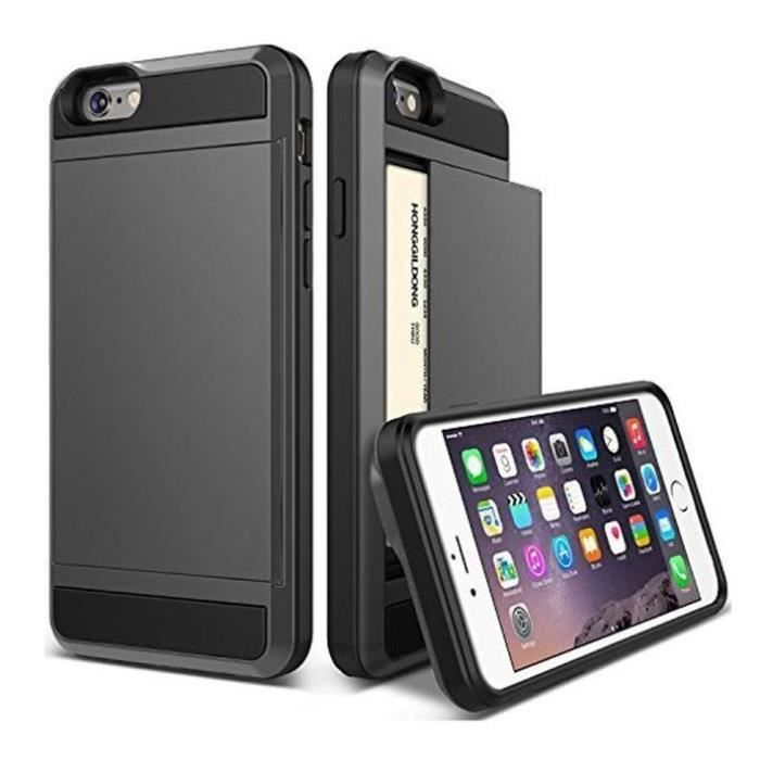 coque iphone 6 coulissante