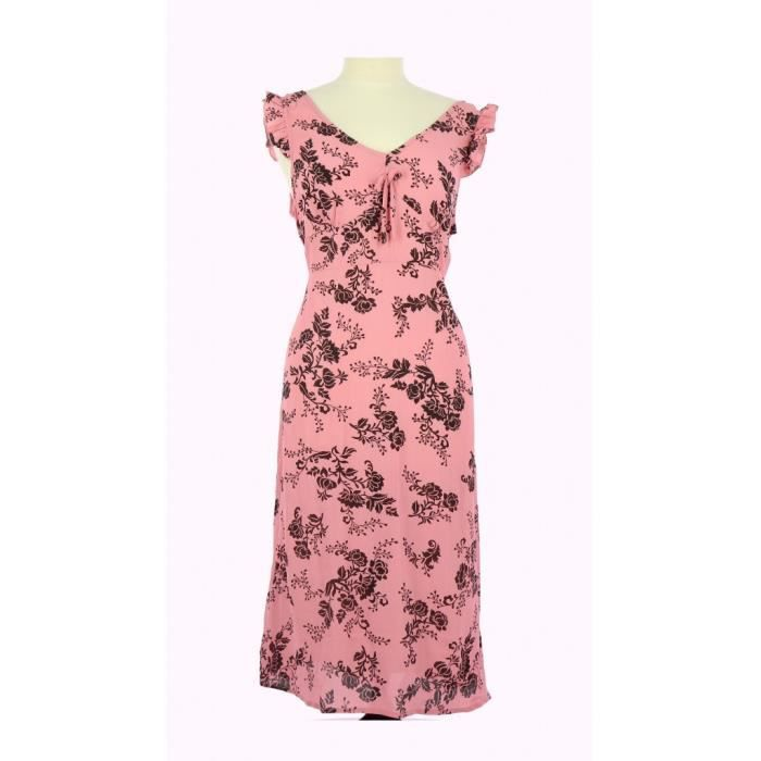 La Vente Robe Achat Redoute Rose 42 Fr Cdiscount NnOvw0Pym8