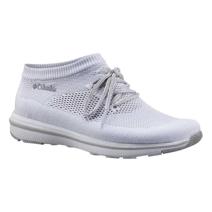 Chaussures femme Multisports Columbia Chimera Lace Gris Gris - Achat ... 8a082e656ace